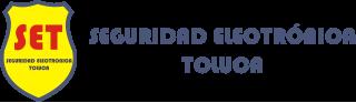 Seguridad Electrónica Toluca Logo