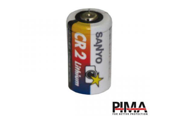 Batería de 3 Vcd 750 mAh