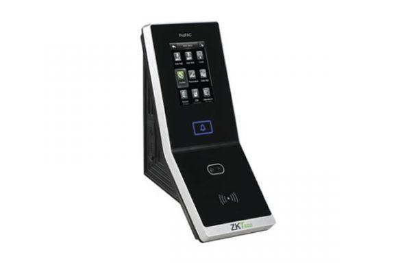 Control de acceso con reconocimiento Facial / Alta seguridad